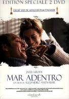 Mar adentro - Belgian DVD cover (xs thumbnail)