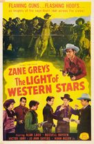 The Light of Western Stars - Re-release poster (xs thumbnail)