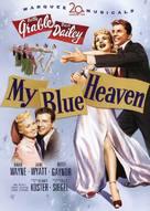 My Blue Heaven - DVD cover (xs thumbnail)