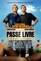 Hall Pass - Brazilian Movie Poster (xs thumbnail)