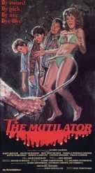 The Mutilator - VHS cover (xs thumbnail)