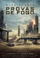 Maze Runner: The Scorch Trials - Portuguese Movie Poster (xs thumbnail)