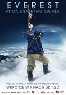 Beyond the Edge - Polish Movie Poster (xs thumbnail)