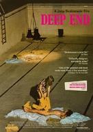 Deep End - British Movie Poster (xs thumbnail)
