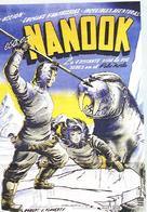 Nanook of the North - Spanish Movie Poster (xs thumbnail)