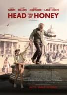 Honig im Kopf - Dutch Movie Poster (xs thumbnail)