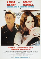 Sarah T. - Portrait of a Teenage Alcoholic - Movie Poster (xs thumbnail)
