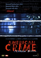 American Crime - German poster (xs thumbnail)