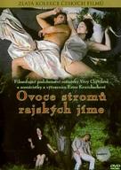 Ovoce stromu rajských jíme - Czech DVD cover (xs thumbnail)