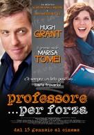 The Rewrite - Italian Movie Poster (xs thumbnail)