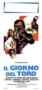 Caravan to Vaccares - Italian Movie Poster (xs thumbnail)