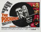 The Psychopath - Movie Poster (xs thumbnail)