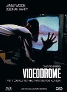 Videodrome - Austrian Blu-Ray movie cover (xs thumbnail)