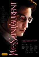 Yves Saint Laurent - Australian Movie Poster (xs thumbnail)