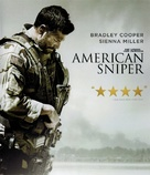 American Sniper - Blu-Ray movie cover (xs thumbnail)