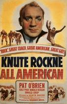 Knute Rockne All American - Movie Poster (xs thumbnail)