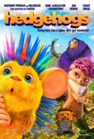 Bobby the Hedgehog - Movie Poster (xs thumbnail)