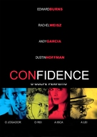 Confidence - Brazilian Movie Poster (xs thumbnail)