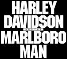 Harley Davidson and the Marlboro Man - Logo (xs thumbnail)