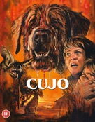 Cujo - British Movie Cover (xs thumbnail)