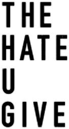 The Hate U Give - Logo (xs thumbnail)