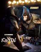 Sing 2 - Spanish Movie Poster (xs thumbnail)