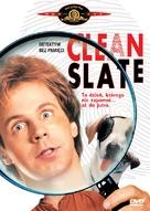 Clean Slate - Polish DVD cover (xs thumbnail)
