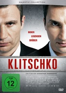 Klitschko - German DVD cover (xs thumbnail)