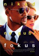 Focus - Croatian Movie Poster (xs thumbnail)