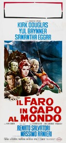 The Light at the Edge of the World - Italian Movie Poster (xs thumbnail)