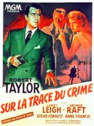 Rogue Cop - French Movie Poster (xs thumbnail)
