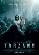 The Legend of Tarzan - Slovenian Movie Poster (xs thumbnail)