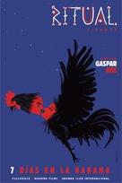 7 días en La Habana - Spanish Movie Poster (xs thumbnail)