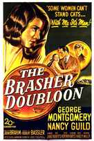 The Brasher Doubloon - Movie Poster (xs thumbnail)