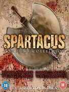"""Spartacus: Blood And Sand"" - British Movie Cover (xs thumbnail)"
