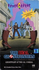 """The Real Ghost Busters"" - VHS movie cover (xs thumbnail)"