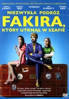 The Extraordinary Journey of the Fakir - Polish Movie Cover (xs thumbnail)