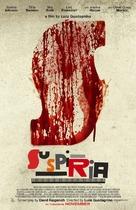 Suspiria - Theatrical movie poster (xs thumbnail)
