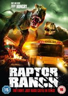 Raptor Ranch - British DVD cover (xs thumbnail)