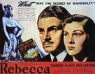 Rebecca - poster (xs thumbnail)