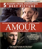 Amour - Blu-Ray movie cover (xs thumbnail)