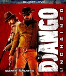 Django Unchained - Blu-Ray cover (xs thumbnail)