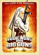 Nude Nuns with Big Guns - Movie Cover (xs thumbnail)