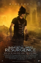 The Immortal Wars: Resurgence - Movie Poster (xs thumbnail)