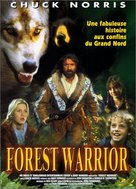 Forest Warrior - French DVD cover (xs thumbnail)