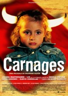 Carnages - Spanish Movie Poster (xs thumbnail)