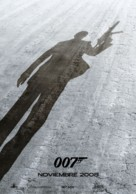 Quantum of Solace - Spanish Movie Poster (xs thumbnail)