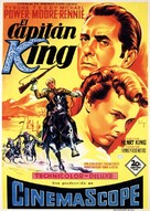 King of the Khyber Rifles - Spanish Movie Poster (xs thumbnail)