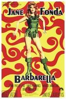 Barbarella - Spanish Movie Poster (xs thumbnail)