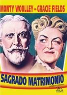 Holy Matrimony - Spanish Movie Cover (xs thumbnail)